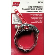 BAGUE DE COMPRESSION A SEGMENTS DE 76 A 125 mm